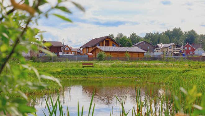 Коттеджный поселок Шелестово